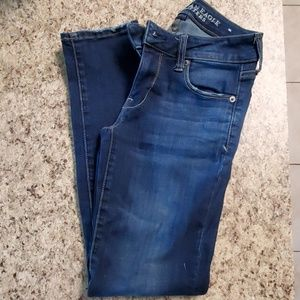 Juniors American Eagle Jean's Size 0 Short